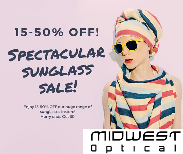 spectacular sunglasses sale